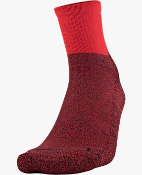 Men's UA Phenom Quarter – 3-Pack Socks